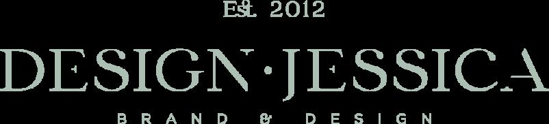 Design • Jessica Logo