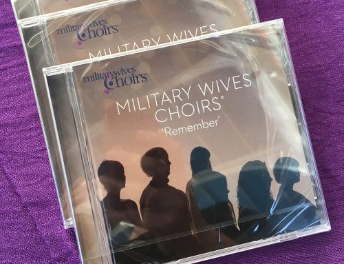 'Remember' – The Military Wives Choirs Album Press Launch