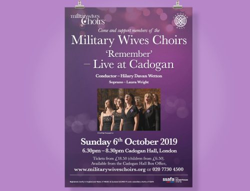 Military Wives Choirs Event Design
