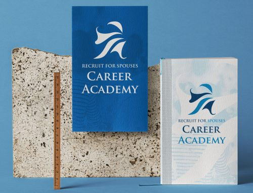 Recruit for Spouses Career Academy Branding